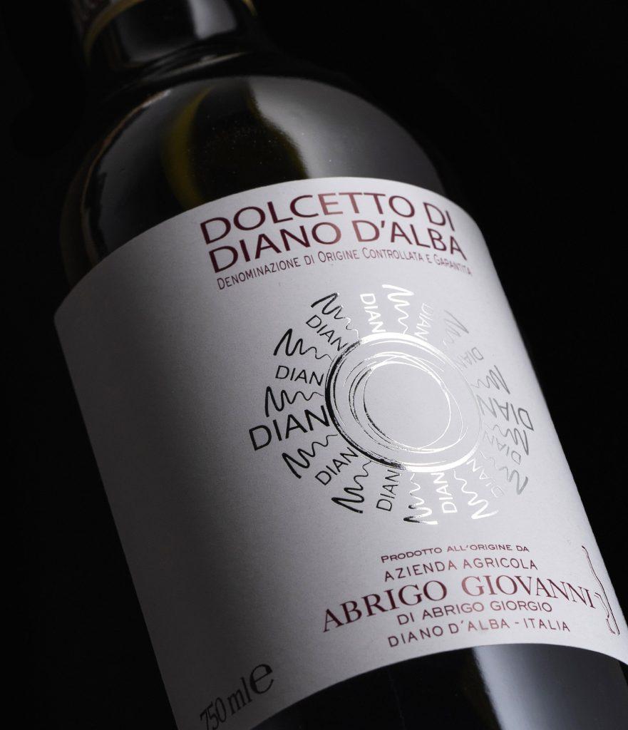 Dolcetto di Diano d'Alba - Abrigo Giovanni