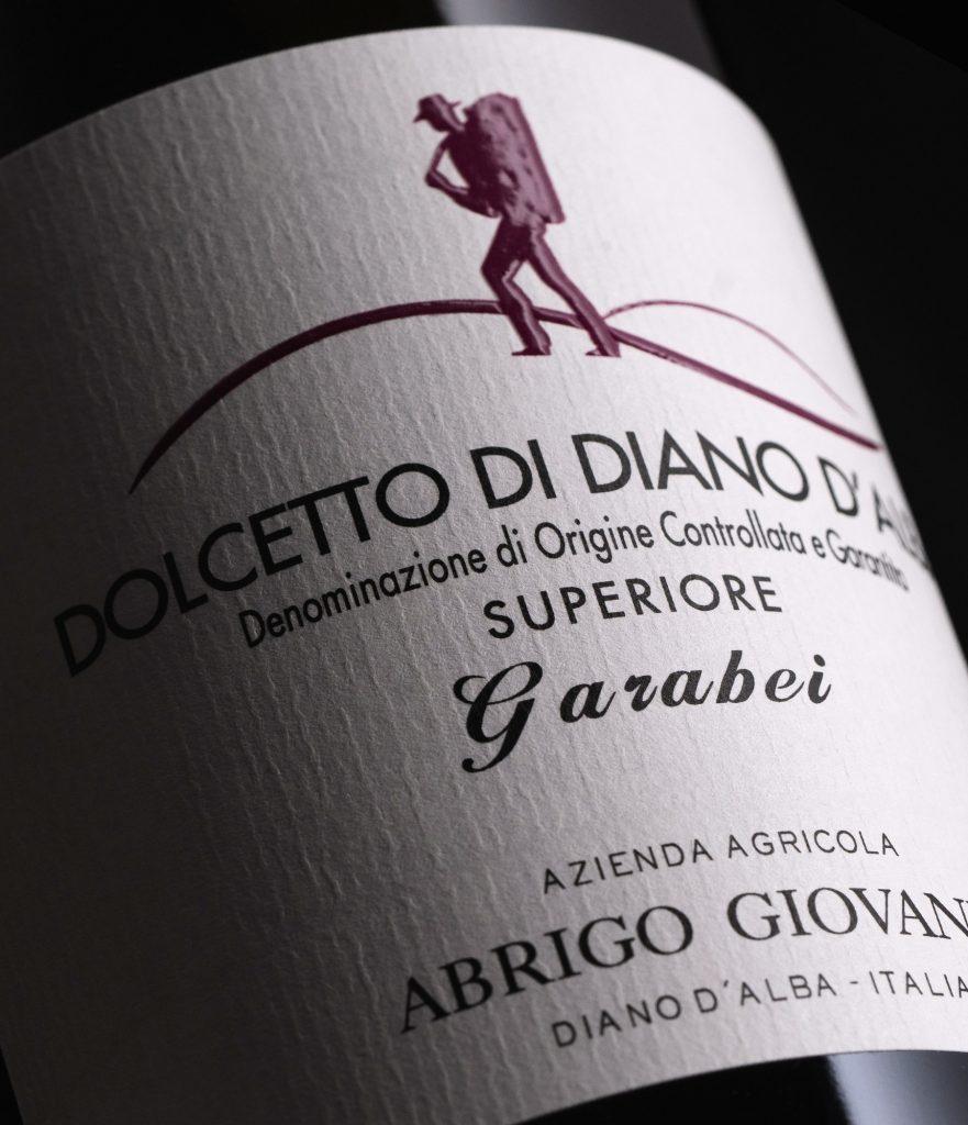 """Dolcetto di Diano d'Alba """"Garabei"""" - Abrigo Giovanni"""